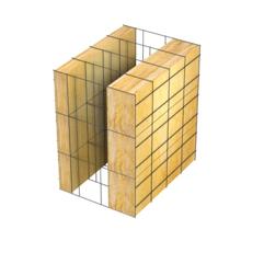 <b>Performance thermique : </b>R>3,98 U<0,24<br> <b>Parois intérieures:</b><br> 5cm Laine Minérale<br> <b>Voile béton :</b><br> de 15 cm, 20cm<br>   <b>Parois extérieures: </b><br>10cm Laine Minérale